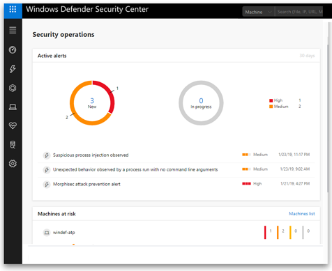 Next Generation Protection with Microsoft Defender ATP and