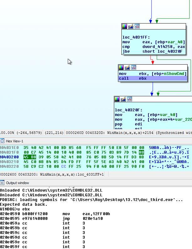 shellcode 1
