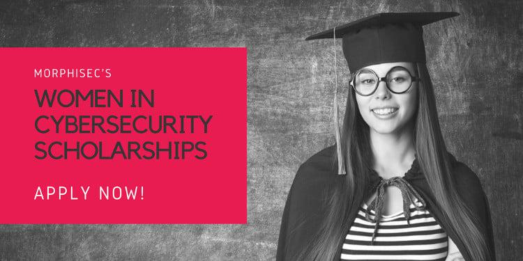 Women in cybersecurity scholarship
