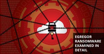 Egregor Ransomware blog