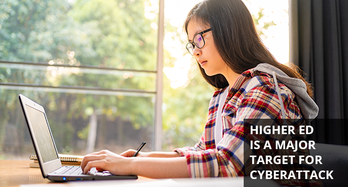 HIGHER EDUCATION CYBERSECURITY