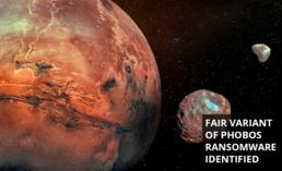 Phobos Ransomware Fair Variant