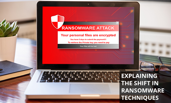Ransomware Techniques Have Changed