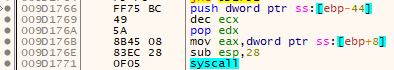 direct-syscall-invocation