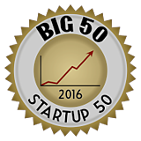 Big50 Startups 2016