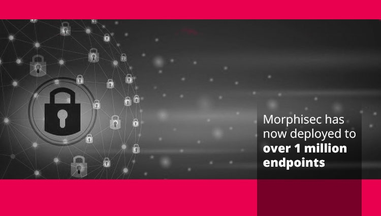 Morphisec Hits One Million Endpoint Milestone