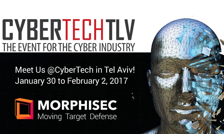 Meet Us at CyberTech Tel Aviv