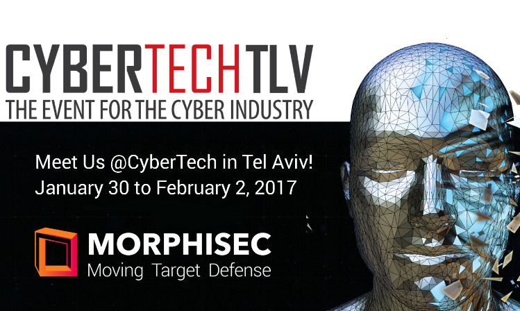 Meet Us at CyberTech Tel Aviv