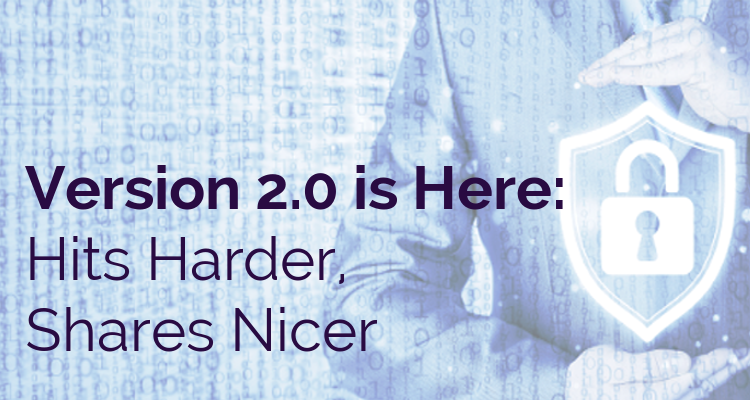 Version 2.0 is Here!