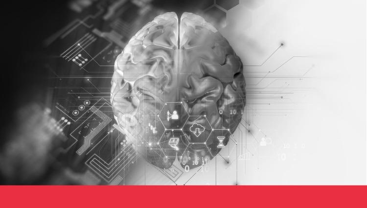 AI-brain-b&w