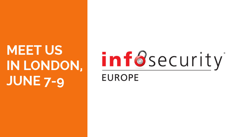 Join Us at Infosec Europe to Ramp Up Your Endpoint Security