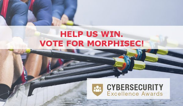 Top 5 Reasons to Vote Morphisec for Most Innovative Cybersecurity Company in the Cybersecurity Excellence Awards