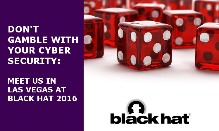 Don't Gamble With Your Cybersecurity: Join Morphisec in Las Vegas at Black Hat 2016
