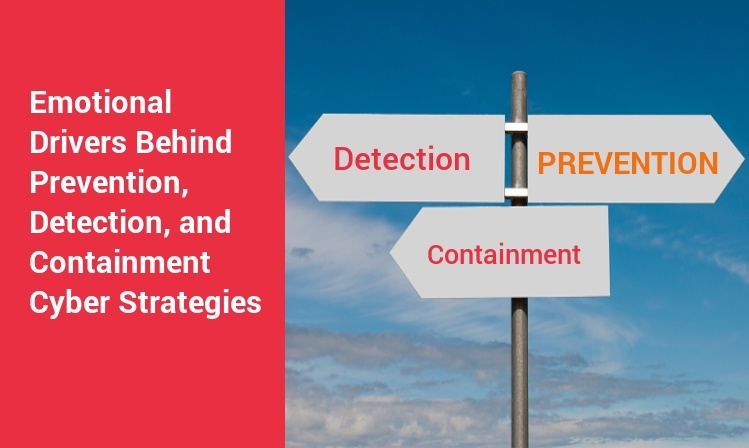 Emotional Drivers Behind Prevention, Detection, and Containment Cyber Strategies